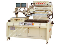 VISION REGISTRATION SCREEN PRINTING MACHINE WITH HIGH ACCURACY<br>TPM-CCD Serial
