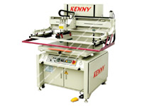ELECTRICAL SCREEN PRINTING MACHINE<br>TPM-D Serial