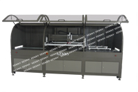 FULLY-AUTOMATIC SLIDING TABLE SCREEN PRINTING MACHINE TS-D SERIES