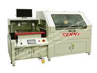 AUTOMATIC VISION REGISTRATION SCREEN PRINTING MACHINE WITH HIGH ACCURACY   TPM-CCD/A SERIES
